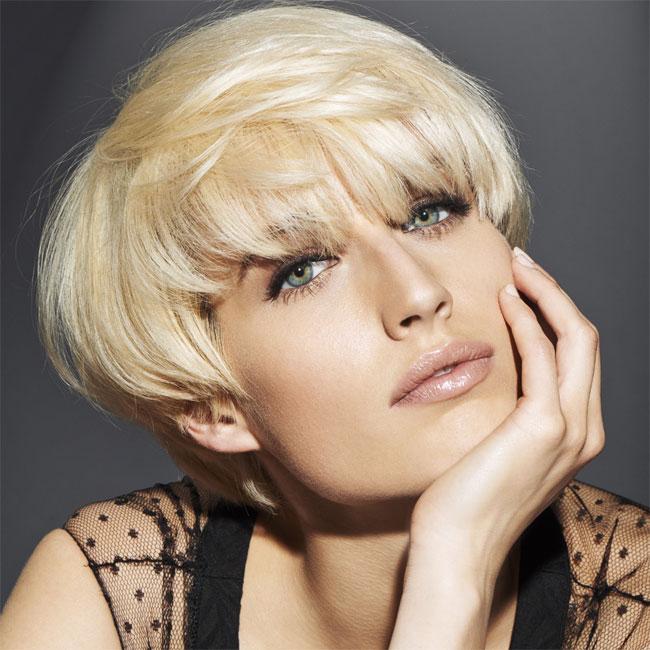 Coiffure cheveux courts - FRANCK PROVOST - tendances automne-hiver 2014-2015