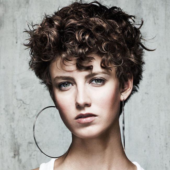 Coiffure cheveux courts - MANIATIS - tendances automne-hiver 2014-2015