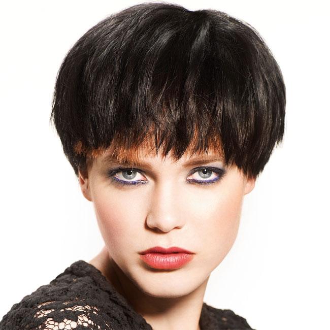 Coiffure cheveux courts - SHAMPOO - tendances automne-hiver 2014-2015