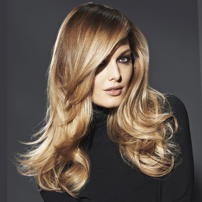 Coiffure cheveux longs - FRANCK PROVOST - tendances automne-hiver 2014-2015