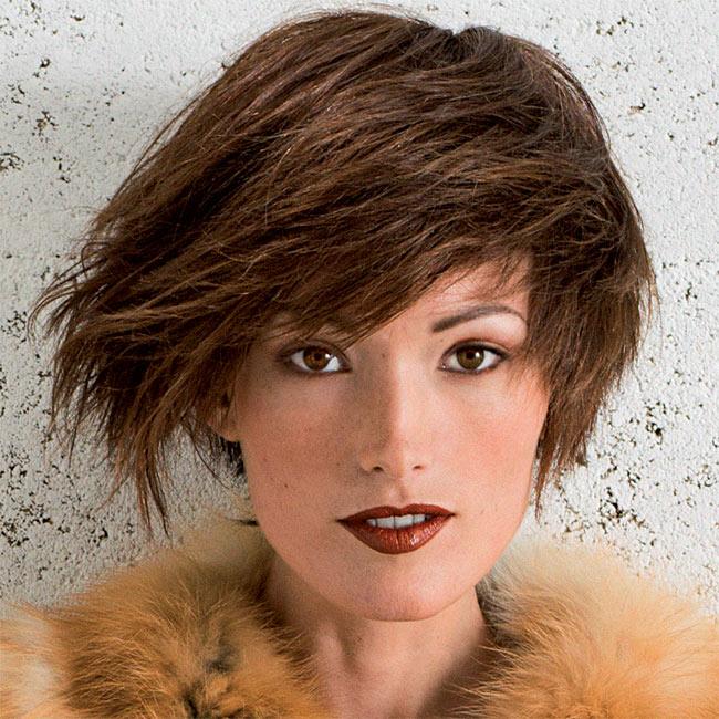 Coiffure cheveux courts - JACK HOLT - tendances automne-hiver 2014-2015