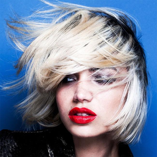 Coiffure cheveux mi-longs - STEPHANE MACQUAIRE - tendances automne-hiver 2014-2015