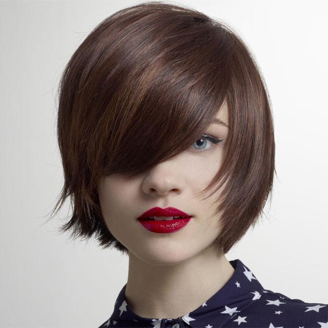 Coiffure cheveux mi-longs - TCHIP - tendances automne-hiver 2014-2015