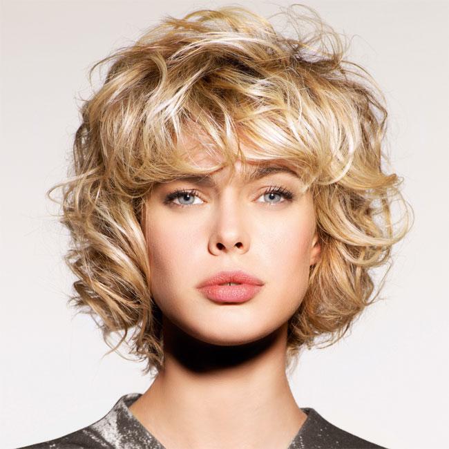 Coiffure cheveux mi-longs - SHAMPOO - tendances automne-hiver 2014-2015