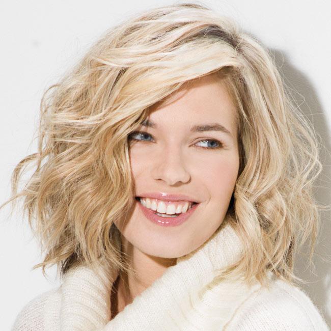 Coiffure cheveux mi-longs - TOP MODEL - tendances automne-hiver 2014-2015