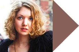 Emily SAUNDERS et la couleur COGNAC