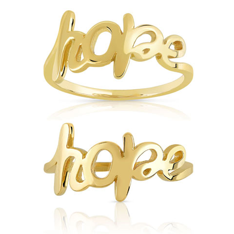 Bague 'Hope' Maty