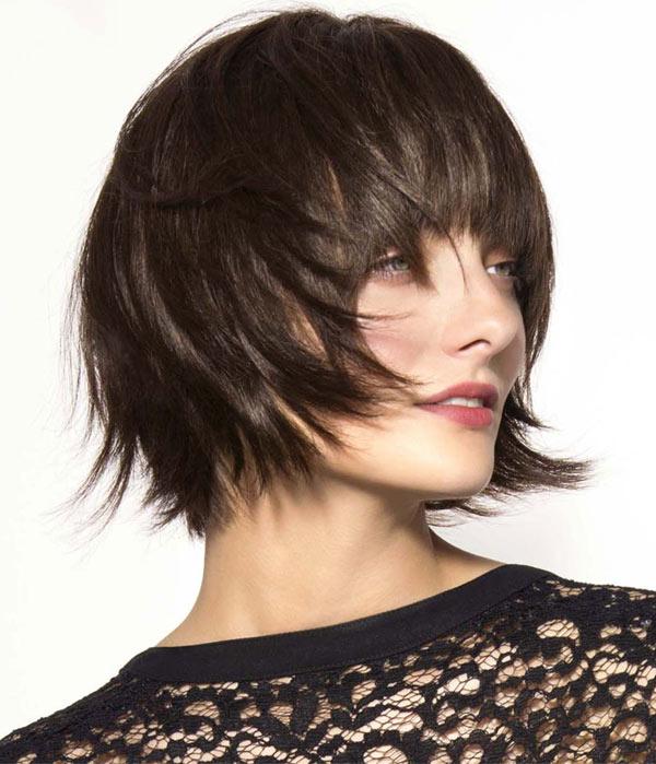 Cheveux fins et mi-longs - SAINT ALGUE - printemps-été 2015
