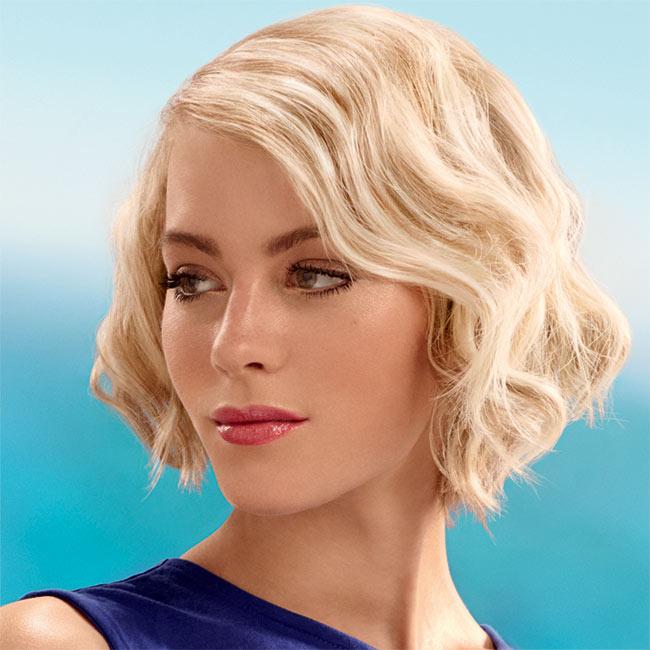 Coiffure cheveux mi-longs - CAMILLE ALBANE - tendances printemps-été 2015