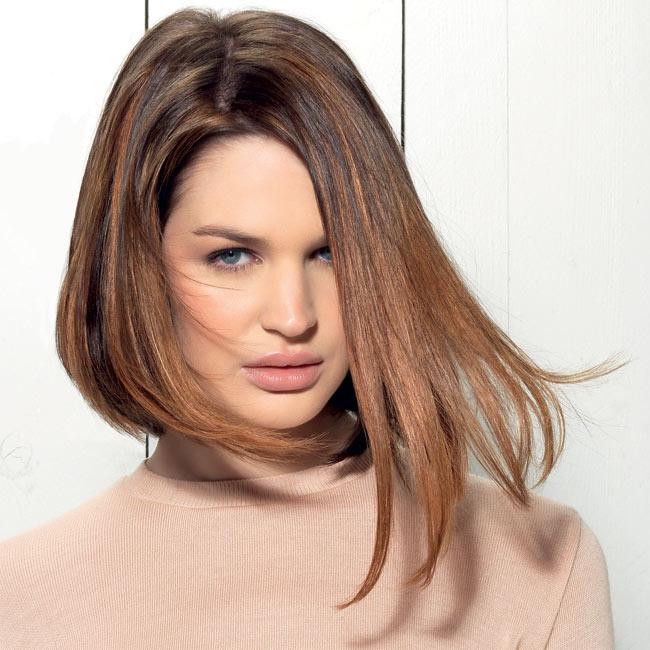 Coiffure cheveux mi-longs - COIFF & Co - tendances printemps-été 2015