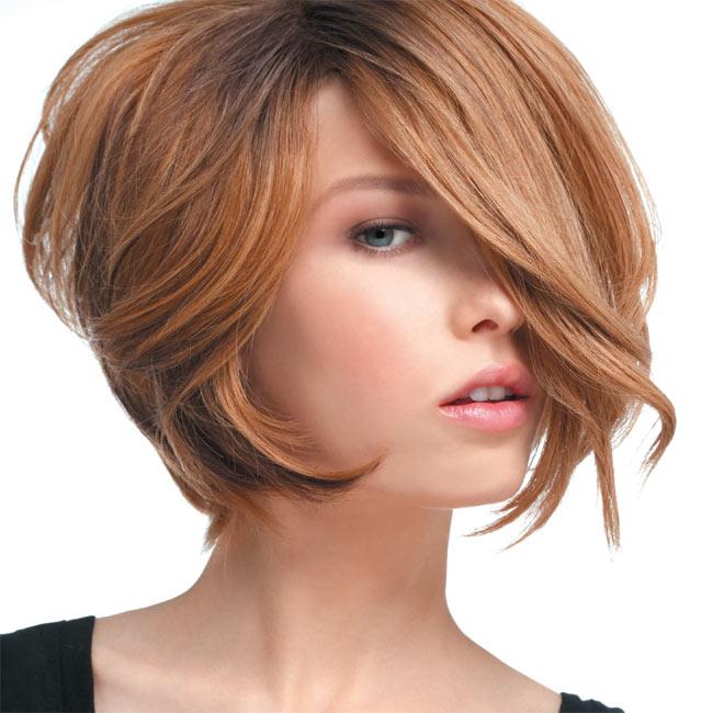 Coiffure cheveux mi-longs - BIGUINE Paris - tendances printemps-été 2015