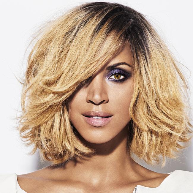 Coiffure cheveux mi-longs - NIWEL - tendances printemps-été 2015