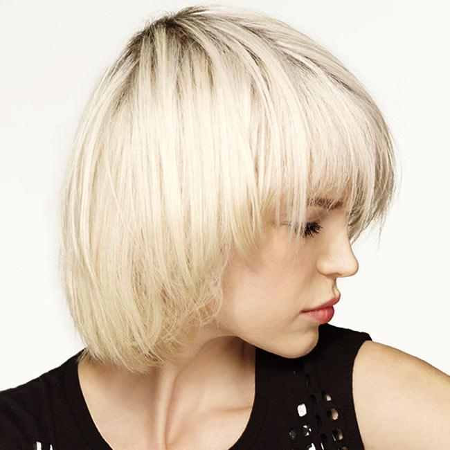 Coiffure cheveux mi-longs - SHAMPOO - tendances printemps-été 2015