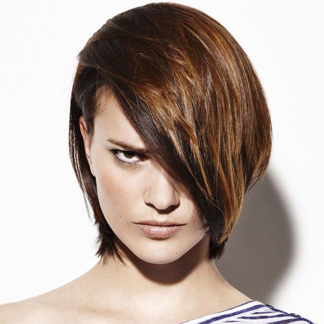 Coiffure cheveux mi-longs - Jean-Louis DAVID - tendances printemps-été 2015