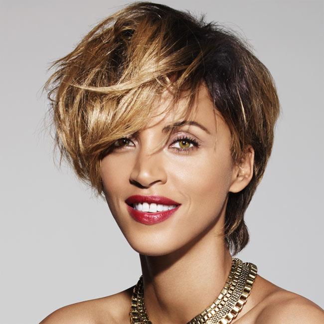 Coiffure cheveux courts - NIWEL - tendances printemps-été 2015