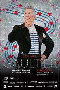 Exposition rétrospective Jean-Paul Gaultier © Pierre et Gilles.