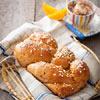 pain brioche tressé aux zestes d'orange
