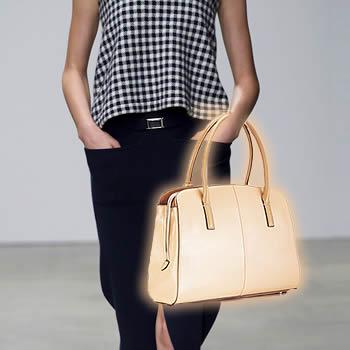 1 accessoire pour l'été - le sac 'Trade Stand' de CLARKS