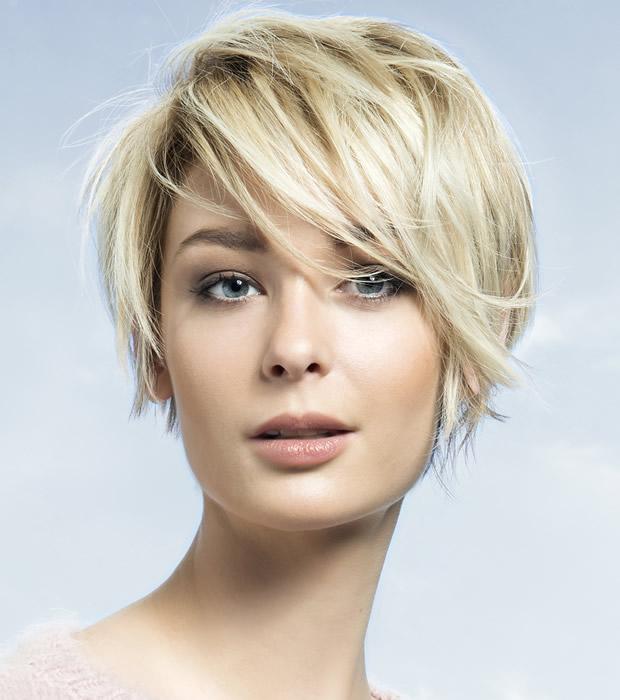 Fabuleux Les coupes des cheveux courts coupe cheveux court fille | Coiffure  TF62