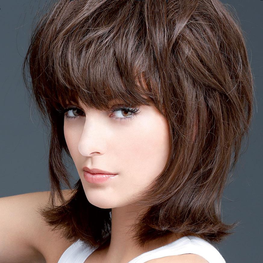 Coiffure cheveux mi-longs - BIGUINE Paris - Tendances automne-hiver 2015-2016