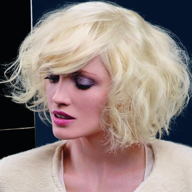 Coiffure cheveux mi-longs - Camille ALBANE - Tendances automne-hiver 2015-2016