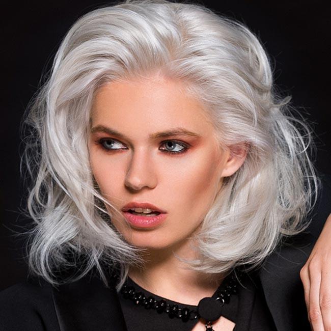 Coiffure cheveux mi-longs - FARETRA Paris - Tendances automne-hiver 2015-2016