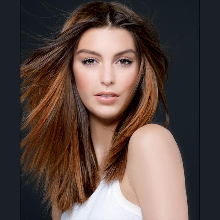 Plus de 50 nouvelles coupes et coiffures cheveux longs de for Idee coupe couleur cheveux long