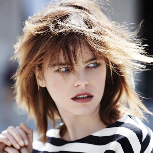 Coiffure cheveux longs - Jean-Louis DAVID - Tendances automne-hiver 2015-2016