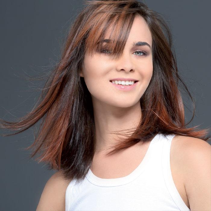 Coiffure cheveux longs - BIGUINE Paris - Tendances automne-hiver 2015-2016