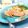 Filet de thon naturel en conserve au chou fleur gratiné