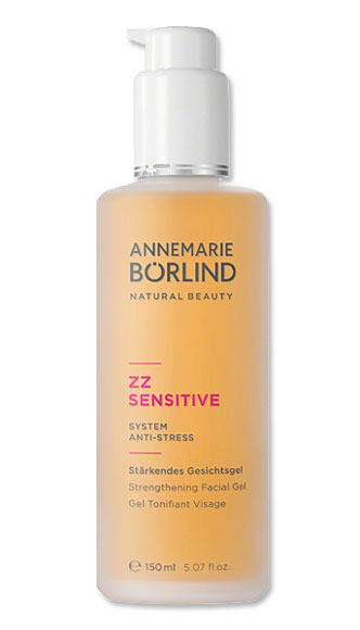 Gel ZZ Sensitive System Anti-Stress ANNEMARIE BÖRLIND