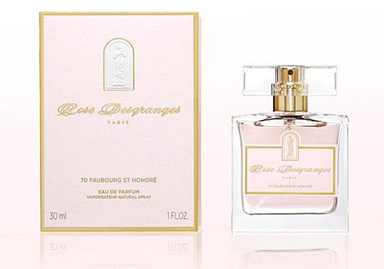 Eau de Parfum Rose DESGRANGES