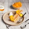 • Crêpes au miel, butternut et Calvados