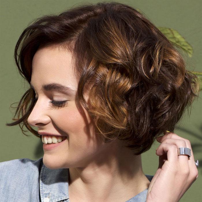 Coiffure cheveux mi-longs - COIFF & Co - tendances Printemps-été 2016