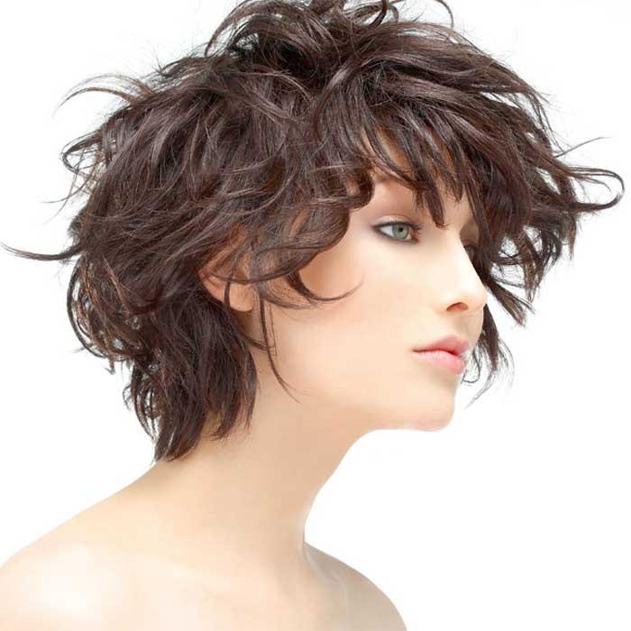 Coiffure cheveux mi-longs - BIGUINE Paris - tendances Printemps-été 2016