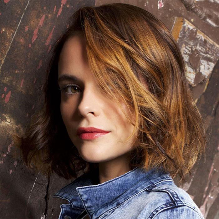 Coiffure cheveux mi-longs - COIFF&Co - tendances Printemps-été 2016