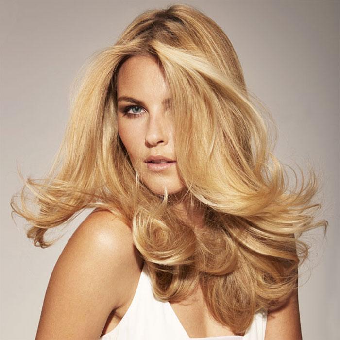 Coiffure cheveux longs - Franck PROVOST - Tendances Printemps-été 2016