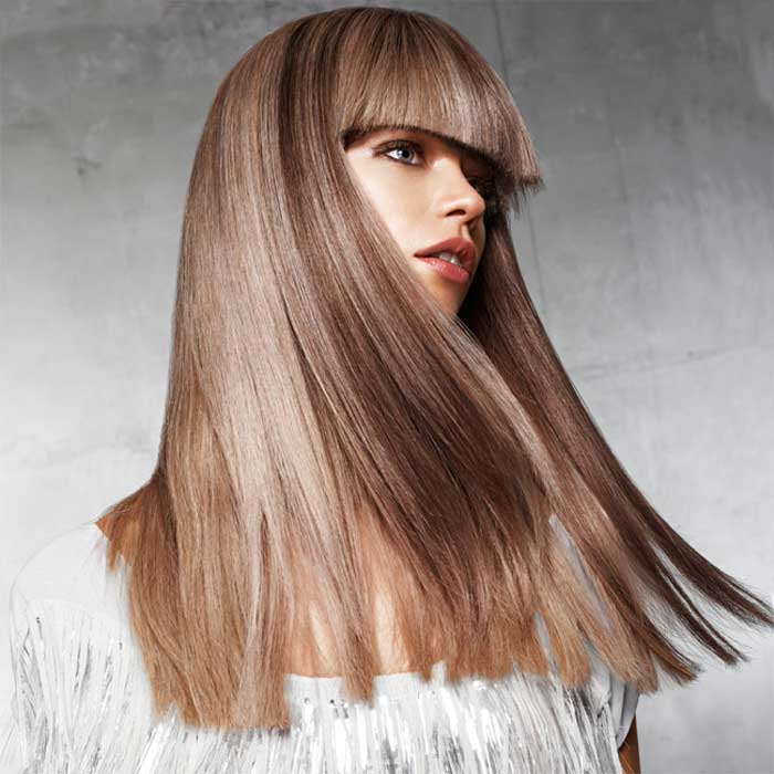 Coiffure cheveux longs - VOG - Tendances Printemps-été 2016