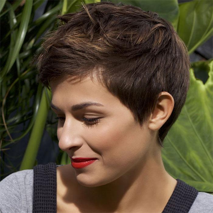 Coiffure cheveux courts - COIFF & Co - Tendances Printemps-été 2016