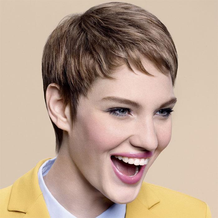 Coiffure cheveux courts - Camille ALBANE - Tendances Printemps-été 2016