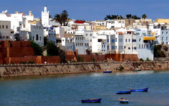 Azemmour au Maroc.