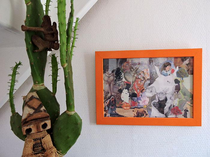Les collages de Flavie (D.R.)