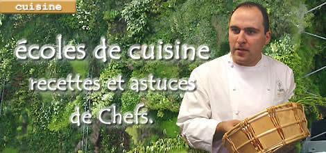 La cuisine gastronomique l cole des chefs page 2 for Grande ecole de cuisine