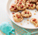 Cookies d'endives, fromage de comté et tomates séchées
