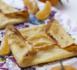 recette  : crêpes soufflées aux clémentines