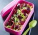 recette pour lunch box de Yannick Alléno : taboulé 'punchy'