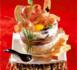 œuf cocotte au jambon cru et au foie gras façon Compagnons
