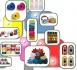 Plus de 200 cadeaux colorés pour une fin d'année multicolore