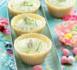Dessert spécial Pâques : nids au chocolat blanc et au citron vert