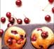 Le temps des cerises : cakes aux cerises et au miel de cerisier